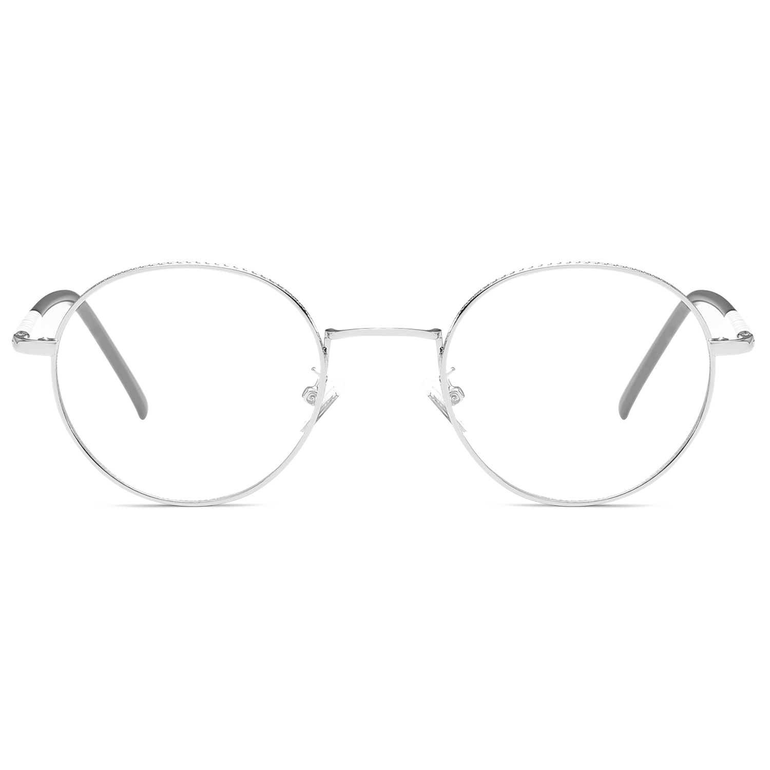 Simvey 2017 Fashion Computer Glasses Women Blue Light Blocking Glasses Metal Frame Gaming Glasses With Pearl High Quality