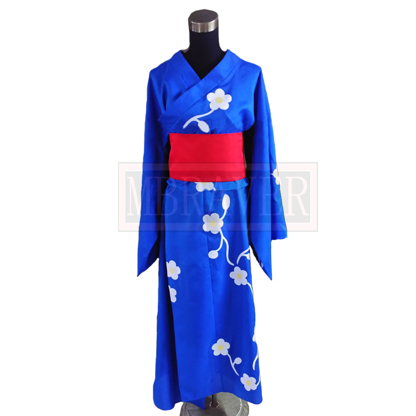 Shin Megami Tensei Persona 3 Aegis Cosplay Costume Bathrobe Kimono Halloween Custom Made Any Size