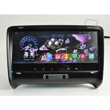 8.8 inch Screen Android 6.0 Car GPS Navigation System Media Stereo DVD Player Auto Radio Autoradio for Audi TT(2006-2012)