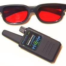 M0003 красный светильник вспыхивает все обнаруженные РЧ сигнал детектор ошибка Анти-Шпион детектор камера GSM аудио ошибка искатель gps сканирование с очками