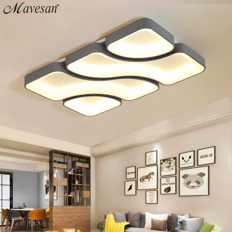 Modern led ceiling lights for living room bedroom lamparas de techo dimming ceiling lights lamp fixtures led light ceilingModern led ceiling lights for living room bedroom lamparas de techo dimming ceiling lights lamp fixtures led light ceiling