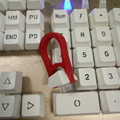 Teclado Colector de Polvo Equipo Limpio Herramientas MX de la Cereza Interruptor Keycap teclado Stubbs dispositivo Un segundo para tirar de teclado teclado