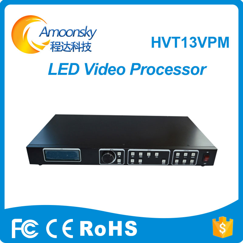 Led-Control-System Video-Processor Led-Display-Panel for Fixed Dbs-Hvt13 Factory-Price