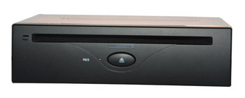 One din DVD player