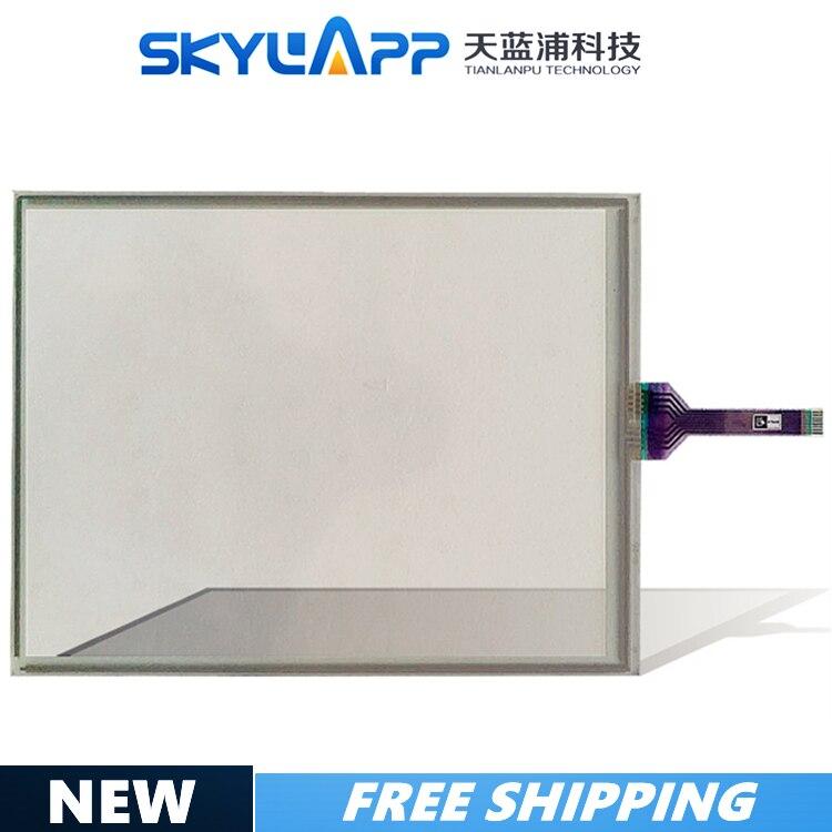 Touch Screen Panel Glass Digitizer for GT//GUNZE USP 4.484.038 G-34 Touchpad