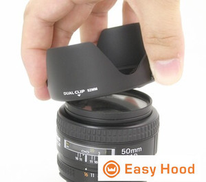 Image 4 - Universal Lens Hood Size 52mm 55mm 58mm 62mm 67mm 72mm 77mm 82mm Suitable for Most Camera Models Drop Shipping