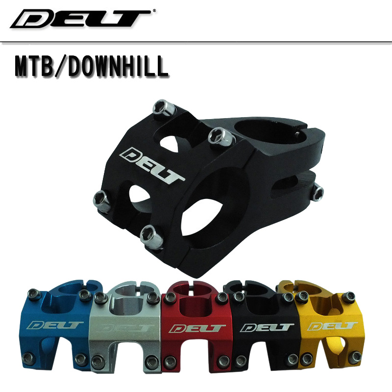 1-1/8 Lightweight MTB BMX DH FR fixed gear Downhill Cycling bike Bicycle stem 31.8 * 28.6 * 40mm CNC alloy AL6061 120g for honda cbr 600 f2 f3 f4 f4i 1991 2007 folding extendable brake clutch levers cnc aluminum accessories 8 colors