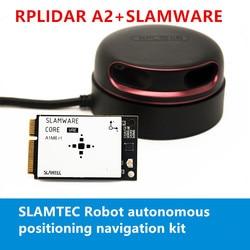 SLAMTEC RPLIDAR A2 lidar + SLAMWARE SLAM autonomiczny zestaw nawigacji lokalizacyjnej