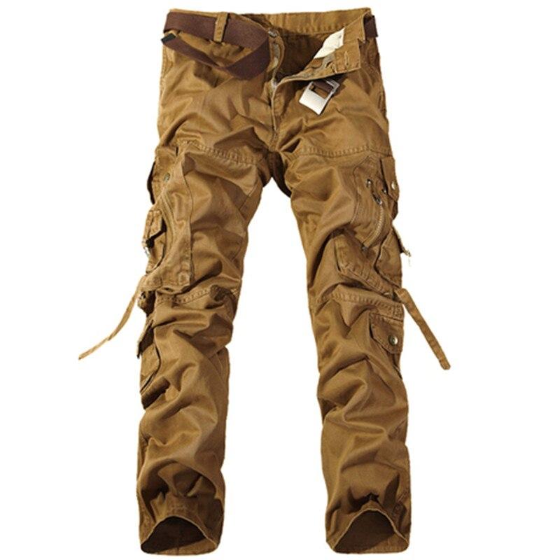 Νέο 2017 ανδρών φορτίου παντελόνι - Ανδρικός ρουχισμός - Φωτογραφία 5