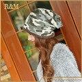 Muchacha de las mujeres Del Ejército Militar Reloj Casa Prefieren Invierno Al Aire Libre Sombrero de Camuflaje Tapa Gorro de punto