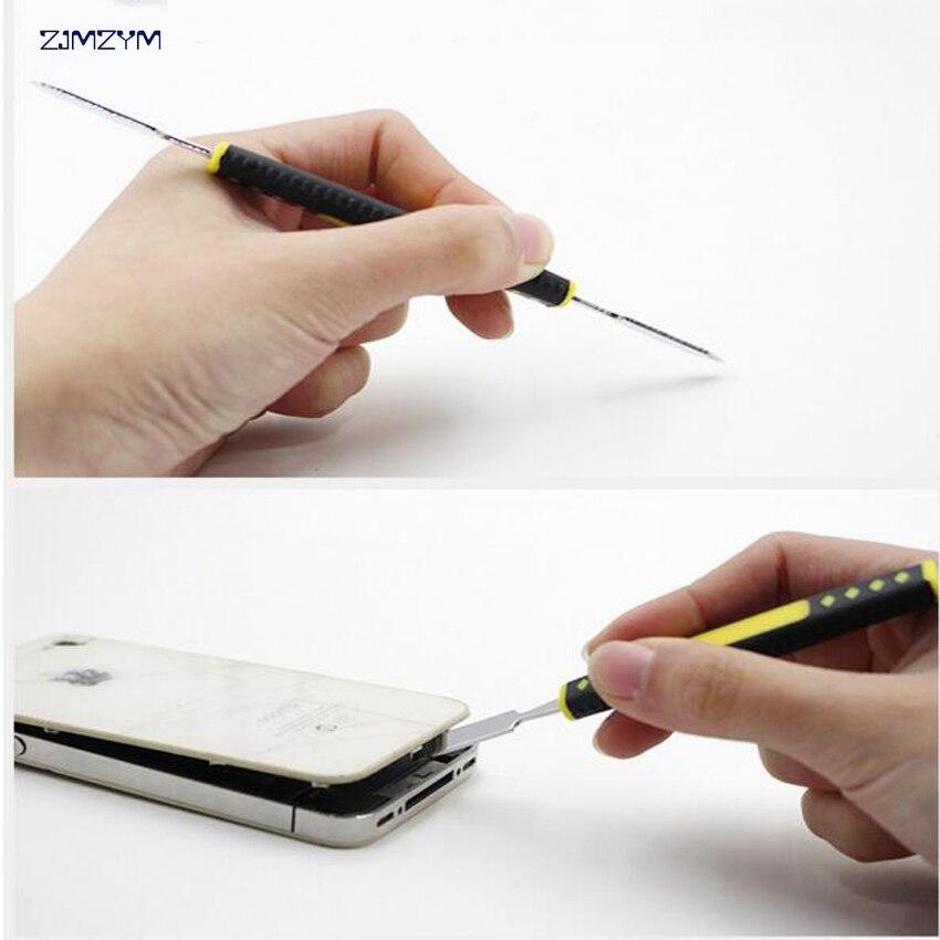 1PC 2017 eladó új LCD képernyővel nyitott héjú fúrószár fém bontási sáv LCD javító eszközök mobiltelefon notebookhoz