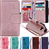 9 Card Slot Flip Cover PU Leather For Coque Samsung Galaxy J7 Prime G610 Sm G610F