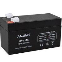 Tüketici Elektroniği'ten Depolama Pilleri'de 12V 1.3AH Mühürlü Depolama batarya kurşun asit Şarj Edilebilir Akümülatör Değiştirme çocuklar için oyuncak araba Bebek Taşıyıcı Yedek 12V1. 3AH