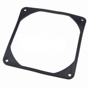 Image 2 - 10PCS 9cm 90mm PC Case Fan Anti Vibration Gasket Reduction Noise Silicone Shock Absorption Pad Black 92x92mm