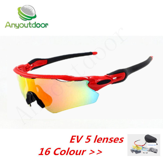 EV ZREO 5 Lensa Terpolarisasi Oculos Ciclismo Bersepeda kacamata Sepeda  Gunung Kacamata Sepeda Bersepeda Kacamata  1093d69618