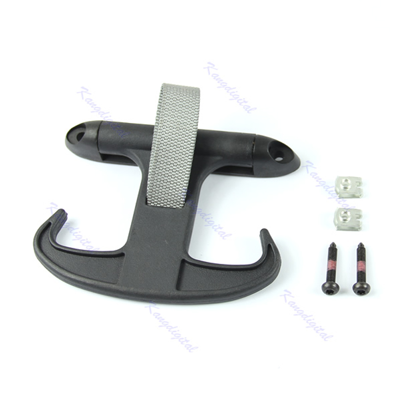 Cargo Trunk Bag Hook Hanger Holder For VW VOLKSWAGEN Passat Jetta Audi A4 Black