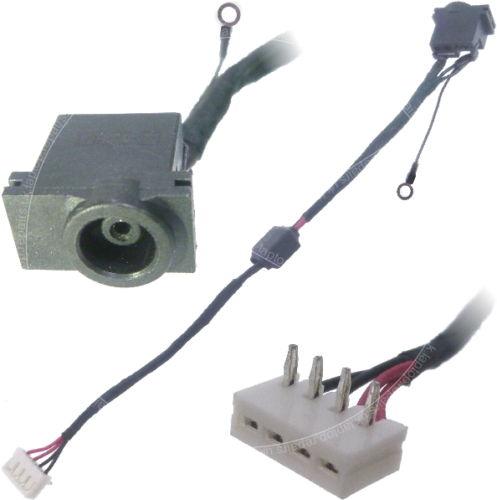 DC Power Jack for Samsung NP350V5C
