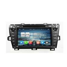 RAM 2GB ROM 32G Octa Core Android 6.0 Fit Toyota PRIUS 2009 – 2013 right/left driving Car DVD Player Navigation GPS Radio