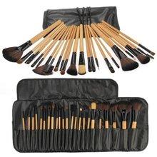 Best Sale 24 Brushes Professional Makeup Brushes Cosmetics Kit Makeup Set brushes tools makeup tools ; accessories