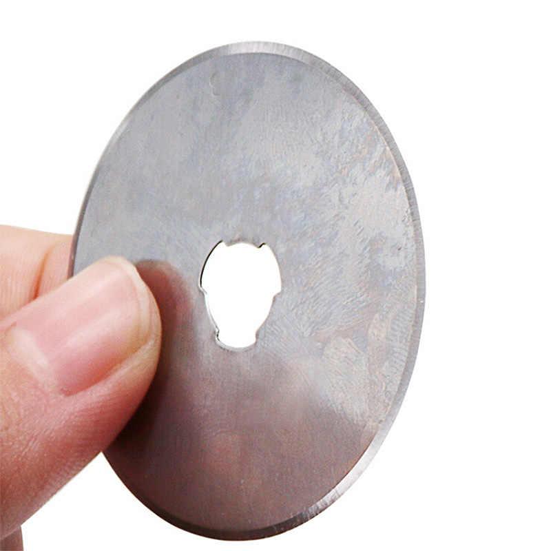 5 Pcs Rotary Cutter Backup Klingen Premium Quilterinnen Ersatz Scharfe Klingen Handwerk DIY Quilten Werkzeuge Für DIY Schneiden