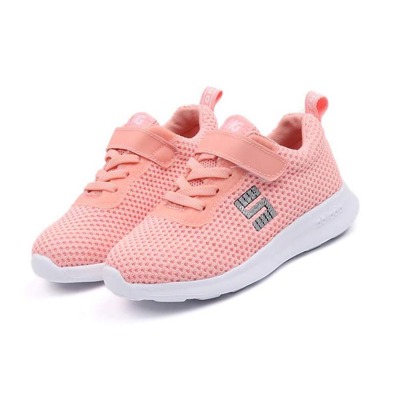 Childrens Casual Shoes Boys Girls Anti-skidding Mesh Breathable Shoe Kids Student School Skate Shoes For Kid #7 Autumn 2018