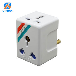 Image 4 - Южная Африка большой круглый 3 Pin AC Power Электрический штекер дорожный адаптер для США, ЕС, Великобритании, Австралии адаптер розетка адаптер предохранитель 15A