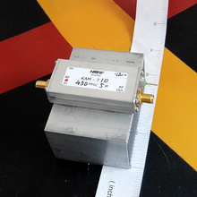 Free shipping KAM-710 420~500 (433) MHz general RF amplifier power saturation output 7W