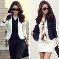2016 Unique design new hot plus size stylish and comfortable Wild lace chiffon jacket coat Slim small suit jacket wholesale