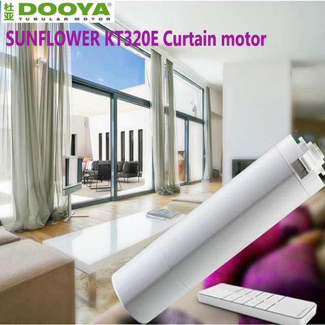 Original Eruiklink Dooya Home Automation Electric Curtain Motor ...