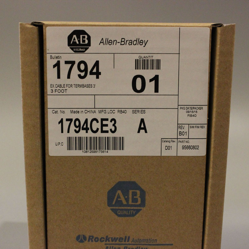 1794-CE3 1794CE3 PLC Controller,New & Have in stock 1794 tb3 1794tb3 plc controller new