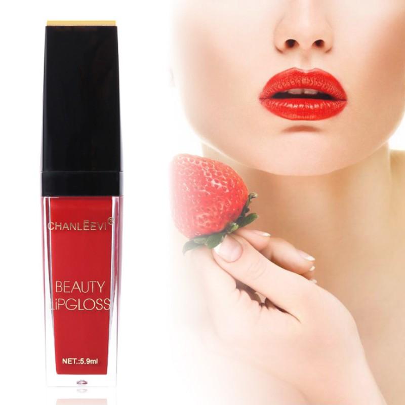New Velvet Liquid Lipstick Waterproof Long-Lasting Non-Stick Cup Matte Lip Makeup Gloss Lip Glaze Sexy Batom Metallic Make up 1