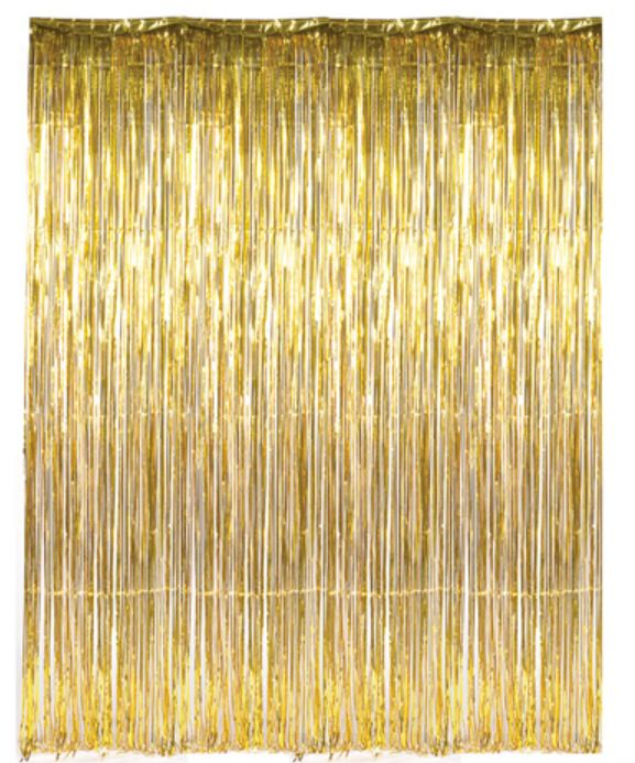 Popular Metallic Foil Curtain Buy Cheap Metallic Foil Curtain Lots