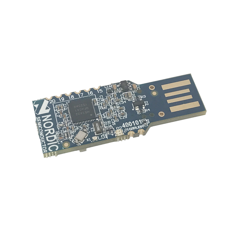 NRF51-Dongle Bluetooth Module Dev.USB Dongle NRF51822 / NRF51422 Nordic