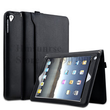 For new ipad 9.7 Luxury Leather Case for apple iPad 9.7 inch 2018 With Magnetic Auto Wake Up Sleep Hand lift rope A1893 A1954 for new ipad 9 7 luxury leather case for apple ipad 9 7 inch 2018 with magnetic auto wake up sleep hand lift rope a1893 a1954