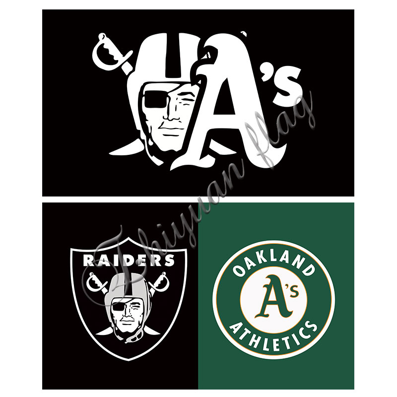 Oakland Raiders Flag Las Vegas Raiders A S Flag Banner Flying Football Custom Super Fan 100d 3x5ft Digital Printing Raiders Flag Oakland Raiders Flagflag Banner Aliexpress