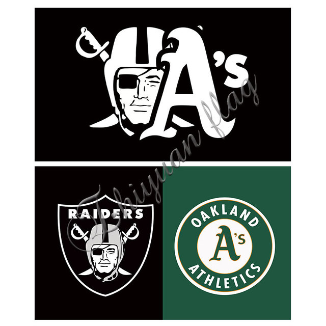 Oakland raiders flag las vegas raiders as flag banner flying football custom super fan
