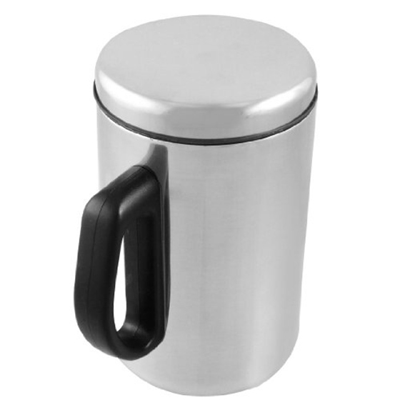 500ml Stainless Steel Drink Container Tea Coffee Cup Mug Gift