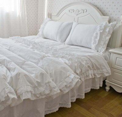 Cotton Duvet Set King