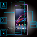 9H Premium Tempered Glass Screen Protector Toughened protective film FOR SONY XPERIA T2 Ultra D5322, XM50h + Cleaning Kit