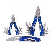 WORKPRO 3 ШТ. Кемпинг Multi Tool Kits Клещи Нож Mini Multi Плоскогубцы Инструмент Выживания Комплект Новый