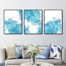 Abstract Art Ink Painting Hanging On The Wall Print Canvas Picture Home Graffiti Decoration Custom