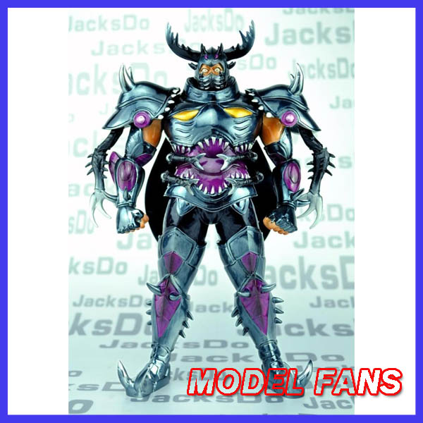MODEL FANS Jacksdo Saint Seiya Myth Cloth Hades Surplice 29cm Deadly Beetle Stand gk resin made Figure for Collection