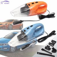 2018 Car Cleaner 12v 2500r/min Handheld Portable Car Vacuum Cleaner Auto Van Truck Caravan Boat Dirt Clean Wet And Dry Dual Use