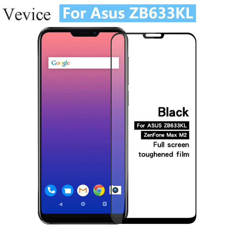 Tempered Glass For Asus Zenfone Max Pro M2 ZB631KL Max M2 ZB633KL Screen Protector For Asus Max M2 ZB633KL Protective Film GlassTempered Glass For Asus Zenfone Max Pro M2 ZB631KL Max M2 ZB633KL Screen Protector For Asus Max M2 ZB633KL Protective Film Glass