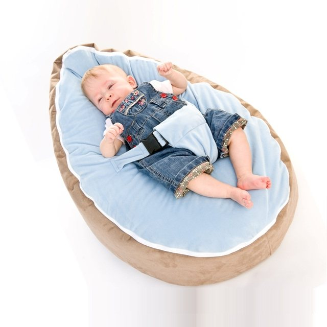 New Fashion Baby Bean Bag Chair Baby Sleeping Bed with harness portable Multicolor kids sofa Filler do not included  sc 1 st  Aliexpress & Online Shop New Fashion Baby Bean Bag Chair Baby Sleeping Bed with ...