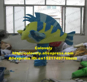Goldfish Gold Fish Tropical Fish Colorful Aquarium Fish Mascot Costume Adult Character Start Business Welcome Reception zz7016
