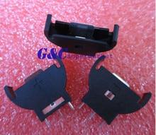 10PCS CR2032 2032 3V Cell Coin Battery Socket Holder Case ROHS