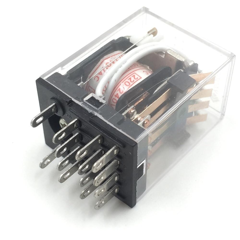 HH54P small relay intermediate relay can be used instead of MY4N-J AC220V MY4NJ evans v dooley j enterprise plus grammar pre intermediate