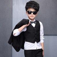 5 6 7 8 9 10 11 12 13 Year Boy Clothing Set Autumn Formal Kids