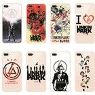 <+>  Linkin Park Chester Bennington Rock Band силиконовый ТПУ чехол для телефона Подходит для iphone X 5  ①